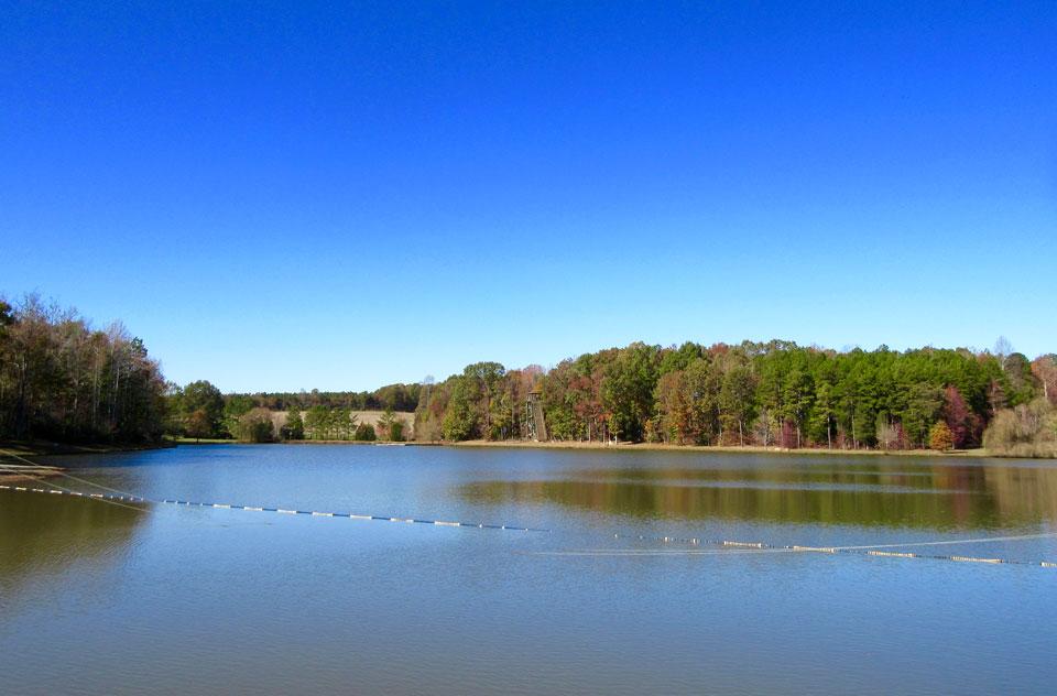 Camp Oak Hill Lake 2