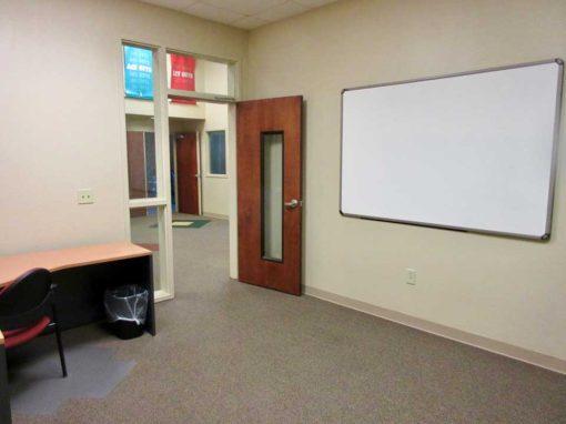 Camp Oak Hill Breakout Room Office 3