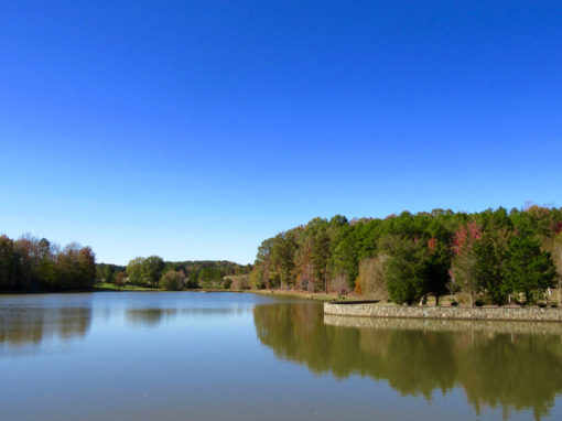 Camp Oak Hill Lake 1
