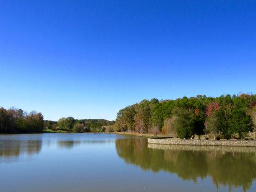 Camp Oak Hill Lake 1