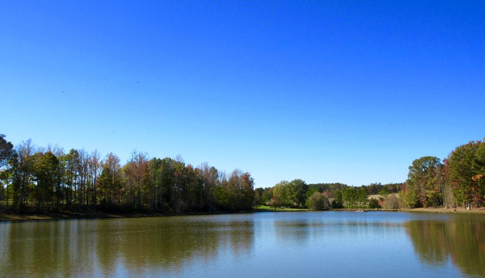 Camp Oak Hill Lake 3