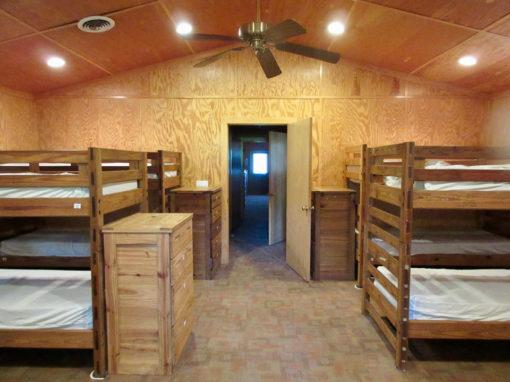 Camp Oak Hill Cabin Lakeside Interior 3