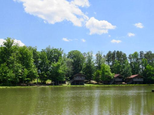 Camp Oak Hill Cabin Lakeside 3