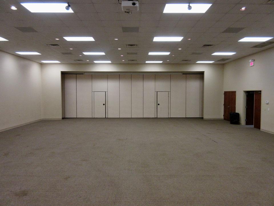 Camp Oak Hill Large Conference Room