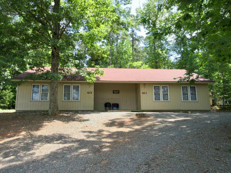 Camp Oak Hill Legacy Cabin