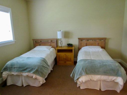 Camp Oak Hill Private Room Twins