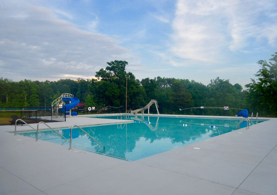 Camp Oak Hill Swimming Pool 2  Copy
