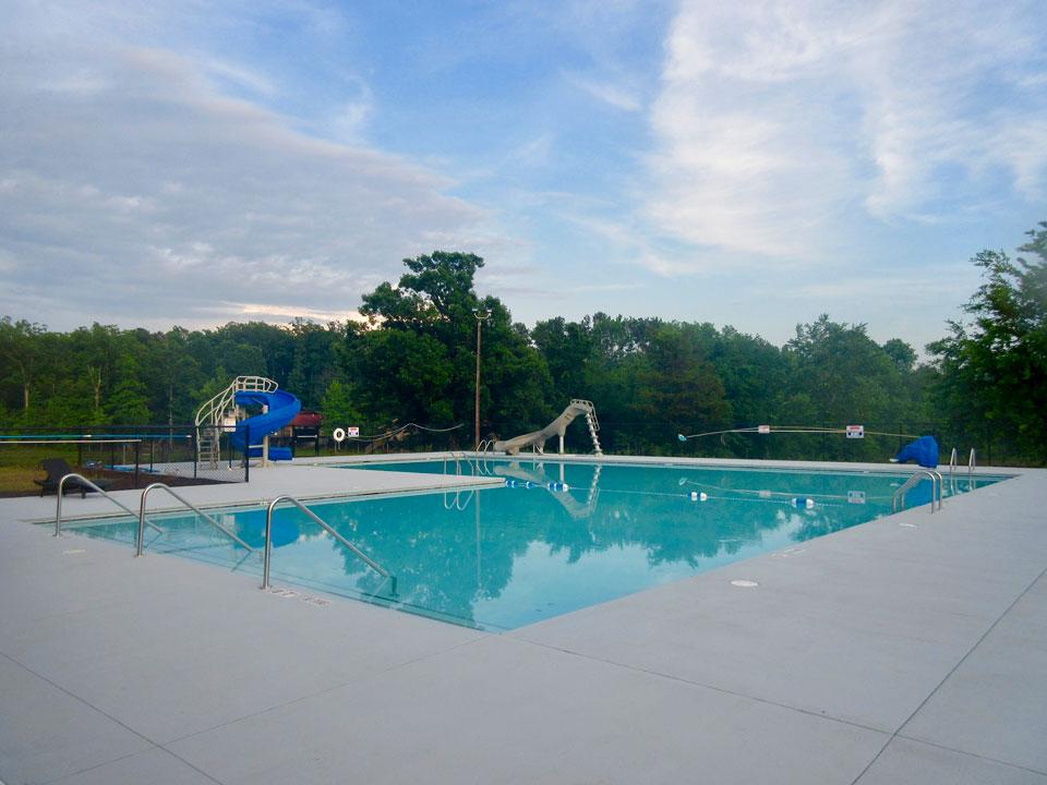 Camp Oak Hill Swimming Pool 2  Copy