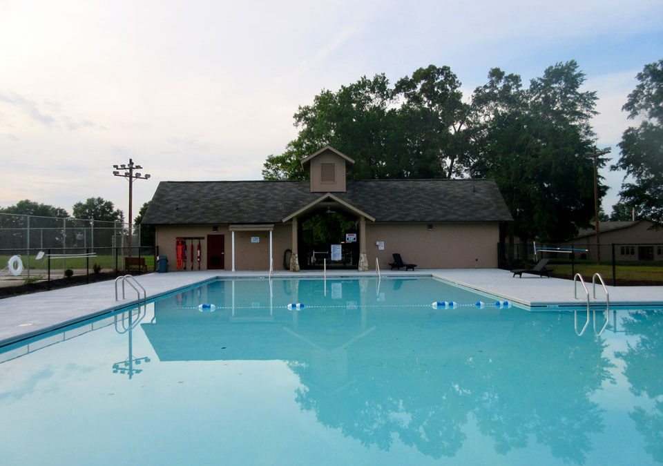 Camp Oak Hill Swimming Pool